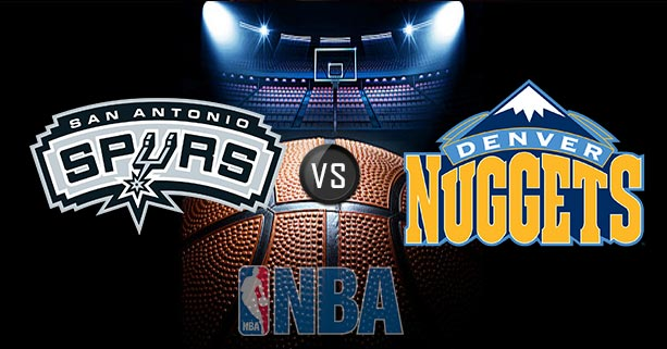 nba spurs vs nuggets 12 28 18