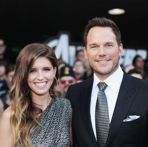 Katherine Schwarzenegger Praises Husband Chris Pratt