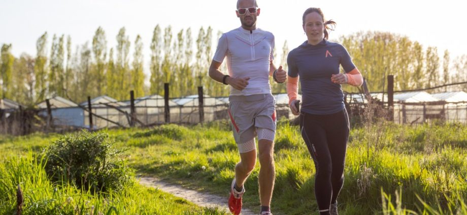 Running is strongly connect to Well life
