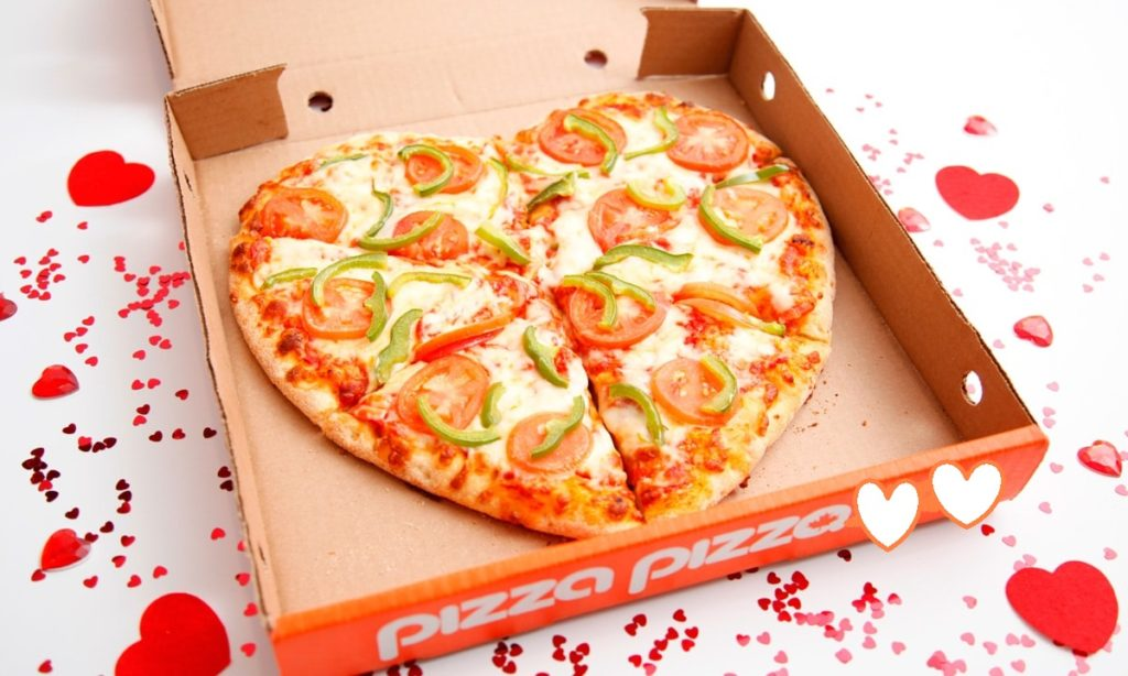 valentine special pizza 1