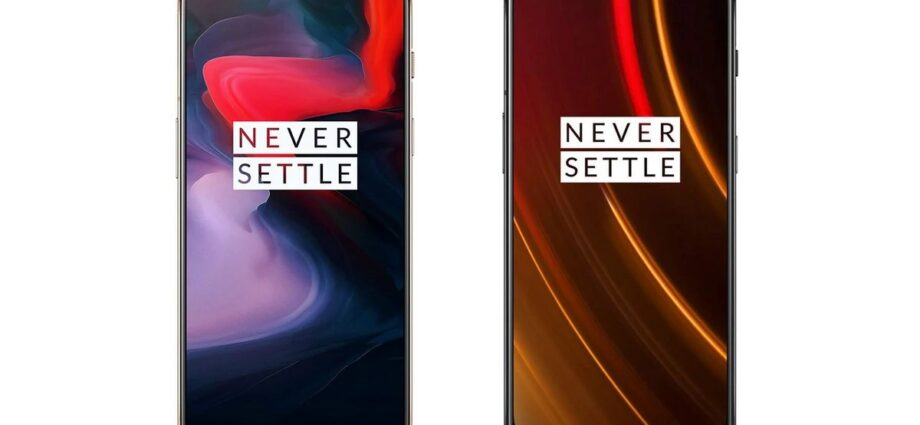 OnePlus 6 OnePlus 6T Receiving OxygenOS Update With January Security