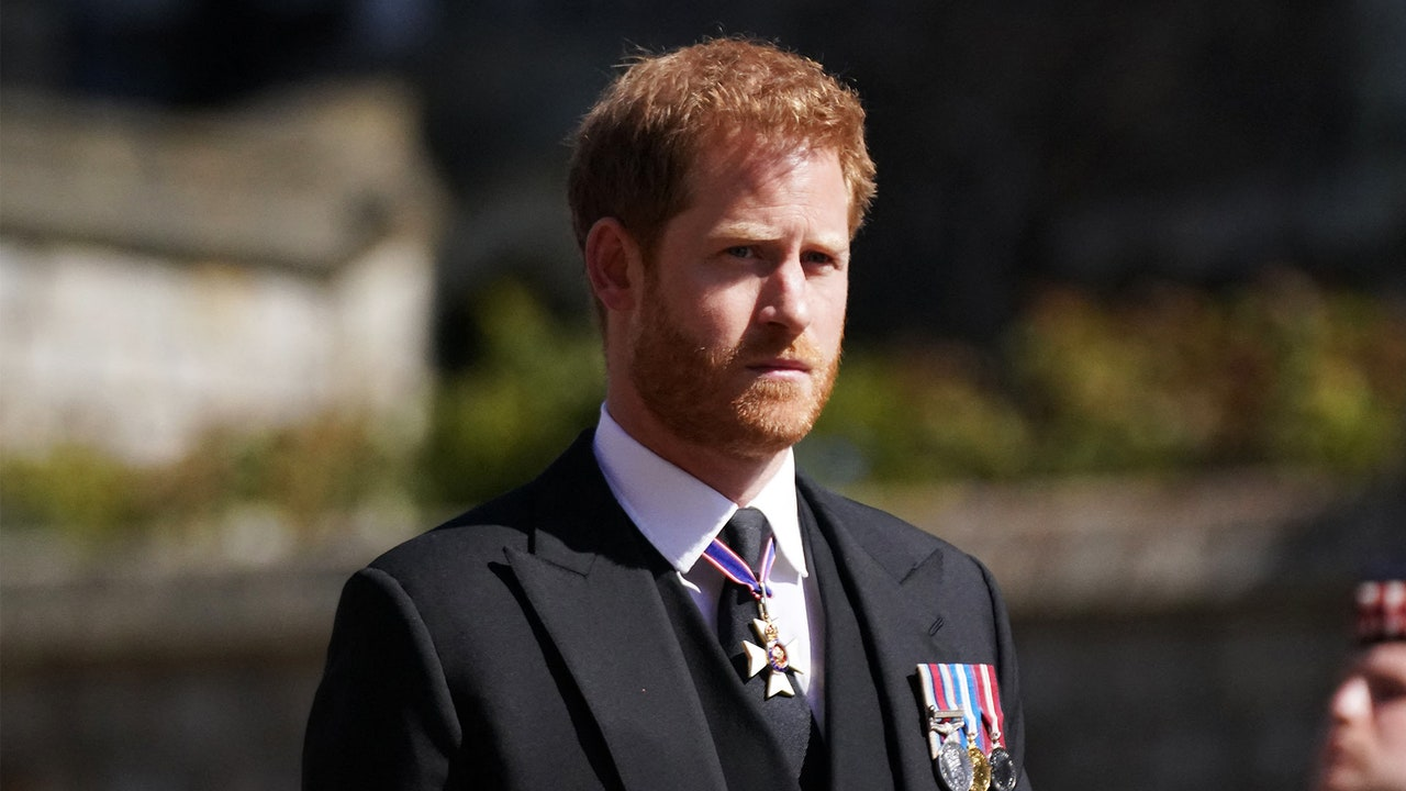 prince harry flight home